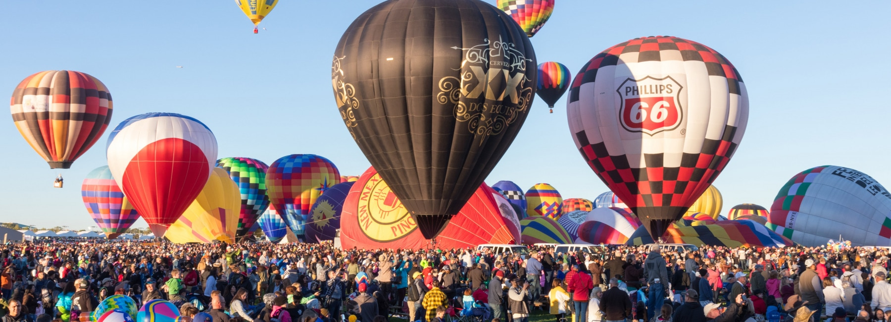 Balloon Fiesta Mobile App